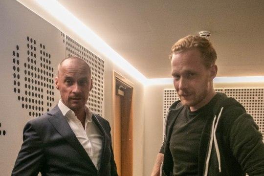 """GALERII VÕTTEPLATSILT   Kodumaine krimisari """"Lõks"""" stardib uute osade ja uute näitlejatega"""