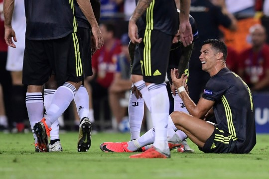 NII SEE JUHTUS | Sport 19.09: Ronaldo Meistrite liiga debüüt Juventuse särgis lõppes šokeerivalt