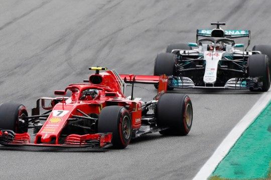 VALUS! Pikalt esikohal kihutanud Kimi Räikköneni igivana võidupõud jätkub