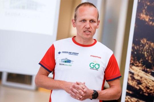 HULL MEES! Raudmees Ratasepp alustas 20päevase triatlonimaratoniga