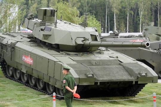 VÕIDURELVASTUMINE: kas Venemaa uus rakett teeb USA tankidele ära?