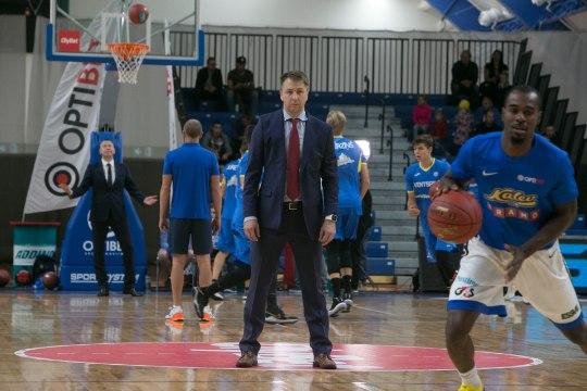 GALERII |  Kalev/Cramo murdis Eesti ja Läti meistrite duellis maha Ventspilsi