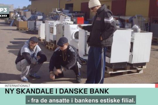 VIDEO | Taani ringhääling kujutab Eesti rahapesijaid dressides slaavlastena