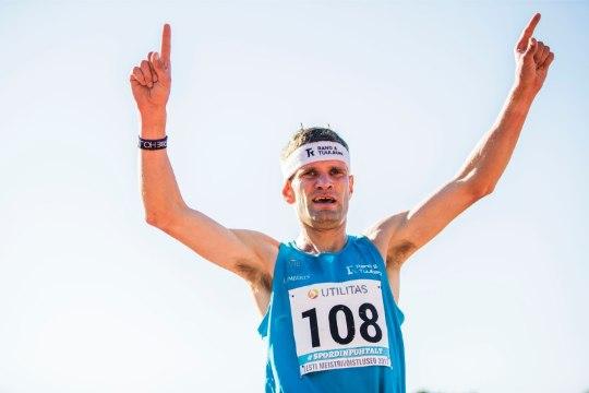 Tiidrek Nurme ründab Tallinnas Pavel Loskutovile kuuluvat Eesti rekordit, tempot teeb Mukunga