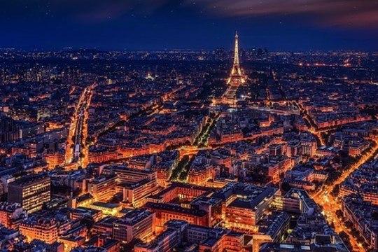 Eiffeli torni pildistamine on öisel ajal keelatud