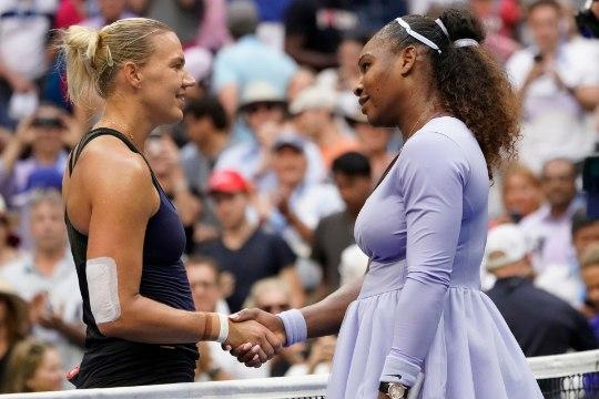 Kaia Kanepi ilusa teekonna peatamiseks läks tarvis Serena Williamsit