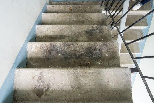 Lugeja küsib nõu: kes peaks trepikoda pesema?