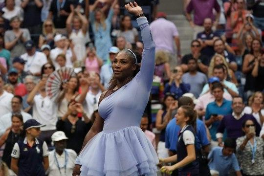 NII SEE JUHTUS | Kaia Kanepi ja Serena Williams pidasid uskumatu lahingu