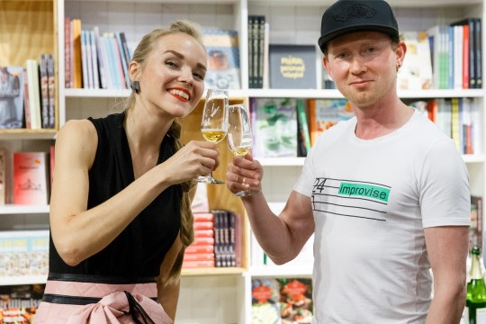 GALERII | Estonian Voices esitles oma teist albumit