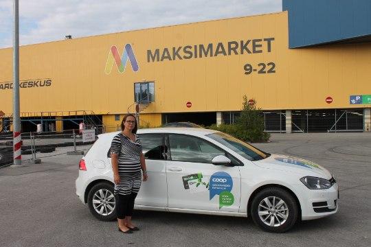 COOP hakkab klientidele taas autosid loosima