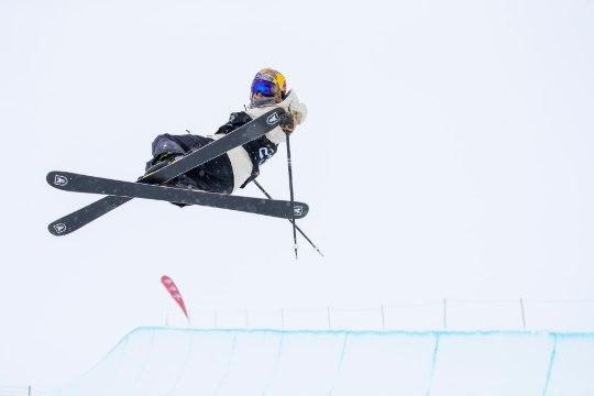 VÄGEV! Kelly Sildaru valitses ka rennisõitu ja on nüüd neljakordne juunioride maailmameister