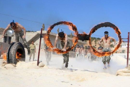 Süürias oodatakse otsustava lahingu algust