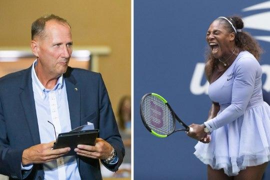Ville Arike | Selgitus Valdo Randperele, miks Serena Williams looma häält tegi
