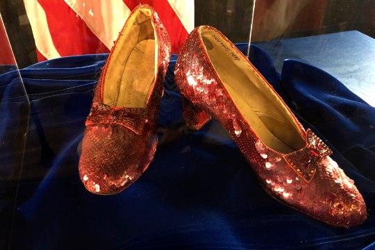 FBI leidis üles filmiajaloo kuulsaimad kingad