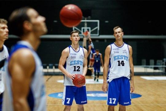 Korvpalli rahvusmeeskond meenutab B-koondist - kas niimoodi hakkabki olema?