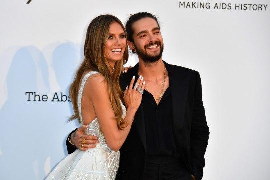 45-летняя Хайди Клум готовится к свадьбе с 29-летним Томом Каулитцем