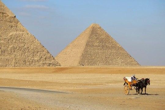 Egiptuse turism tõuseb fööniksina tuhast!