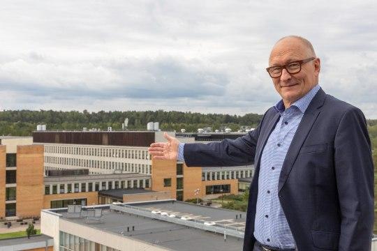 TTÜ rektor Jaak Aaviksoo: tööpuudust meie vilistlaste hulgas ei ole