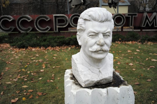 Пропуск на похороны Сталина продают за 100 тысяч