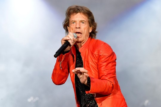 Mick Jagger sai rolli põnevusfilmis
