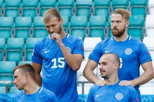 OOTAMATU! Ragnar Klavan ei mängi Kreeka vastu