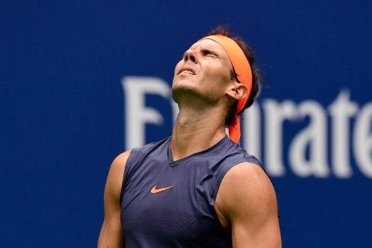 VIDEO | Vigastusega võidelnud Nadalil ei õnnestunud US Openil oma tiitlit kaitsta