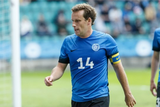 Konstantin Vassiljev: üks ebaõnnestunud hooaeg ei tähenda, et olen halb jalgpallur