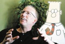 «Dilberti» koomiksi autori imepärane paranemine