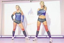 Eesti olümpiariided: ultramoodsad ja seksikad