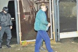 Vanglapõgenik Mosina viimased aastakümned