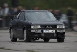 Eesti kiireim autojuht on noor naine