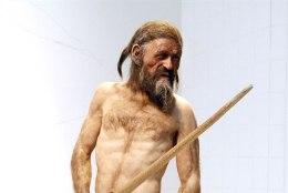 Ötzi needus kestab edasi
