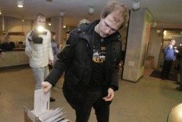 """""""Eesti laul"""" läks lukku: Mihkel Ratt purustas 11 minutiga hilinemisrekordi"""