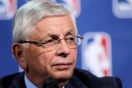 NBA juht David Stern läheb 2014. aastal pensionile