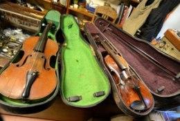 Stradivaariused näivad olevat antiigiärides igapäevane kaup
