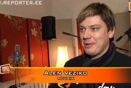 Alen Veziko salvestab akustilist plaati