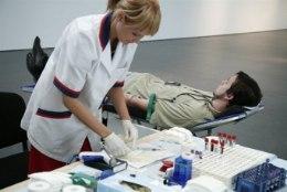 Sajast vereloovutajast tuleb 15 tagasi saata