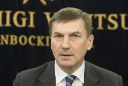 Andrus Ansip: Eestis on elekter odav