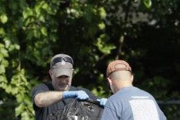 Politseinikud leidsid kolme mustanahalise naise laibad