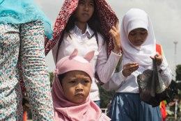 Indoneesia blogi: kirjutajate ning lugejate festival. Kirjad jaava printsessilt