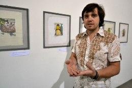 Salvador Dali näitus tõi Pärnusse sürrealistliku suve