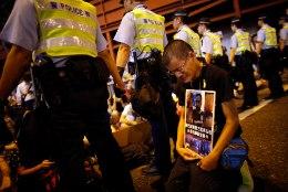 Peking blokeeris Hongkongi sündmuste kajastamise pärast juurdepääsu BBC kodulehele