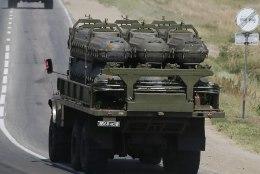 Kiiev: lendu MH17 ei tulistatud alla armeelt varastatud Buk-iga