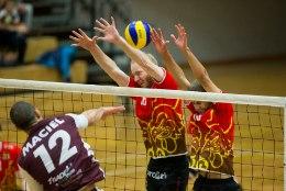 GALERII: Selveri peatreener Vassiljev: jäime ootama, et meile võit antaks