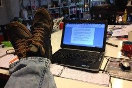 Liigutamise võimalikkusest kontoris