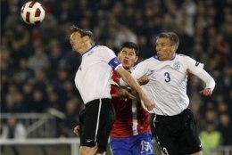 VIDEO: Täna möödub 4 aastat kuulsast 3:1 võidust Serbia üle, meenutame Eesti superväravaid!