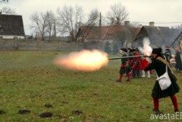 Avasta Eestimaad: Põhjasõja lahingupaikades peetakse endiselt lahinguid