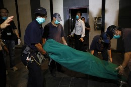 Politsei – Hongkongi lõbunaised mõrvas inglise pankur