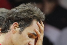 Federer sai Davis Cupi finaalis üllatuskaotuse