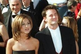 """Jennifer Aniston soovib """"Sõprade"""" taasühinemist"""
